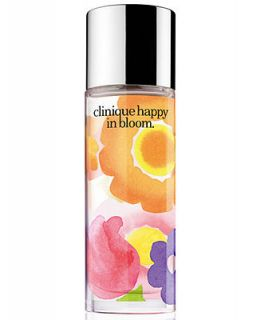 Clinique Happy in Bloom Perfume Spray, 1.7 oz   Clinique   Beauty