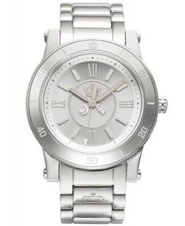 Juicy Couture Watch, Womens HRH Stainless Steel Bracelet 1900826   Watches   Jewelry & Watches