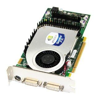 Dell N4083 nVidia Quadro FX3400 PCI E SLI Dual DVI Video Graphics Card 256MB Video Memory Installed, Compatible Dell Part Number R8961 Computers & Accessories