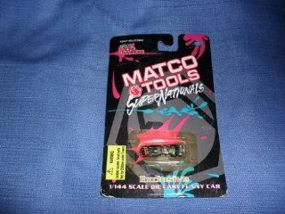 1997 NHRA Racing Champions . . . MATCO Tools Funny Car Supernationals Exclusive 1/144 Diecast . . . Autograph of a Dean Skuza on back of Package  Sports Related Trading Cards  Sports & Outdoors