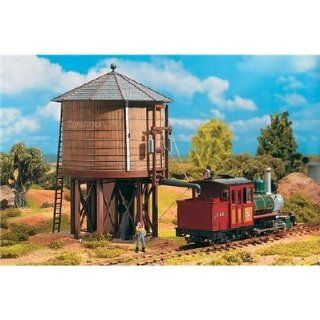 PIKO G SCALE MODEL TRAIN BUILDINGS   DURANGO WATER TOWER   62231 Toys & Games