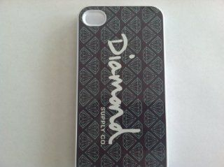 Diamond Supply Co White Iphone 5 Case: Cell Phones & Accessories
