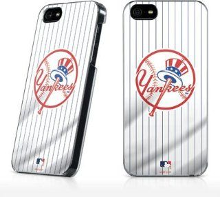MLB   New York Yankees   New York Yankees Home Jersey   iPhone 5 & 5s   LeNu Case Cell Phones & Accessories