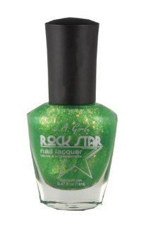 LA Girl Rock Star Nail Polish Crowd Surfing NL122: Health & Personal Care