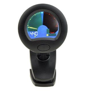 NEEWER� CT 117 Black LCD Clip Tuner For Chromatic/Guitar/Bass/Violin/Ukulele Musical Instruments