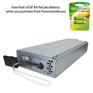 APC RBC117 Battery   Genuine APC RBC117 Cartridge #117 Maintenance Free Lead Acid Battery: Everything Else