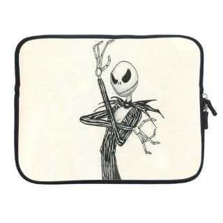 Designyourown Ipad Sleeve Jack Skellington Ipad Sleeves 100% Water Resistant Neoprene SKUpadsleeve114: Computers & Accessories