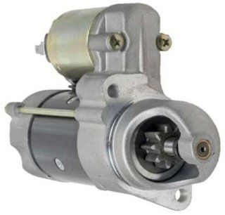 NEW STARTER MOTOR KAWASAKI SMALL ENGINE FG270G FZ240G S108 96B 21163 2055: Automotive