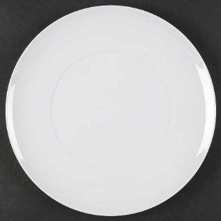 Vista Alegre Domo White Dinner Plate, Fine China Dinnerware: Kitchen & Dining