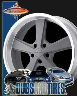 20 Inch 20x8.5 American Racing wheels wheels NOVA Mag Gray Machined wheels rims Automotive