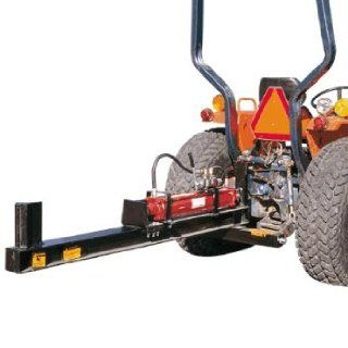 Three Point Hitch Log Splitter for Tractors  Patio, Lawn & Garden