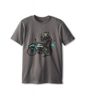 Quiksilver Kids Road Trip Tee Boys T Shirt (Black)