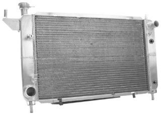 Griffin Radiator 1994 1995 Ford Thunderbird coupe radiator w/ transcooler: Automotive