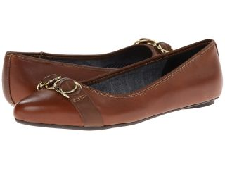 Dr. Scholls Rianna Womens Flat Shoes (Brown)