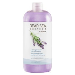 Dead Sea Essentials by Ahava Lavender Spa Bubble