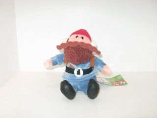"Rudolph and The Island of Misfit Toys Yukon Cornelius 8"" Beanie: Toys & Games"