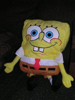 "Spongebob Squarepants Plush 21"" Doll by Fisher Price Toys & Games"