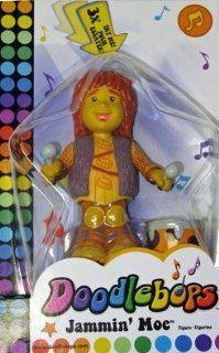 Doodlebops Jammi' Moe Figure: Toys & Games