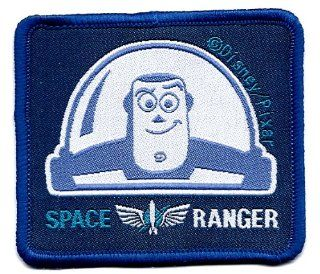 BUZZ LIGHTYEAR space ranger in Disney Toy Story Movie Embroidered Iron On / Sew On Patch ~ To Infinity and Beyond ~ space ranger ~ space suit