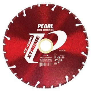 "Pearl PX 4000 Diamond Saw Blades 12"" x .125 x 1"", 20mm   Diamond Tipped Blade   Pearl Abrasive Saw Blades"
