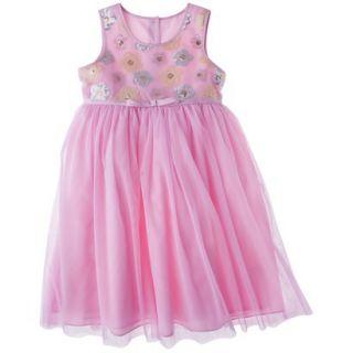 Cherokee® Girls Dressy Dress    Pink Floral