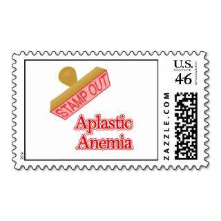 Aplastic Anemia Stamp