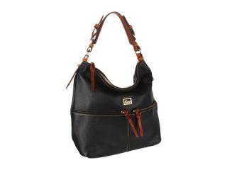 Dooney Bourke Dillen 2 Small Zipper Pocket Sac Black Black