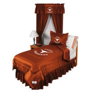 Texas Longhorns Comforter   Full/Queen