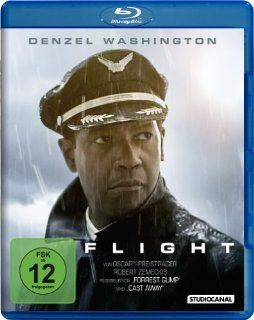 Flight [Blu ray]: Denzel Washington, Bruce Greenwood, Don Cheadle, Tamara Tunie, Nadine Velazquez, Melissa Leo, Robert Zemeckis: DVD & Blu ray