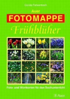 Auer FOTOMAPPE   Fr�hbl�her: Foto  und Wortkarten f�r den Sachunterricht 1. bis 4. Klasse: Carola Fehrenbach: Bücher