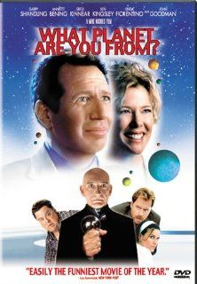 What Planet Are You From?: Garry Shandling, Annette Bening, John Goodman, Greg Kinnear, Ben Kingsley, Judy Greer, Danny Zorn, Harmony Smith, Richard Jenkins, Linda Fiorentino, Caroline Aaron, Nora Dunn, Cricky Long, Camryn Manheim, Ann Cusack, Jane Lynch,