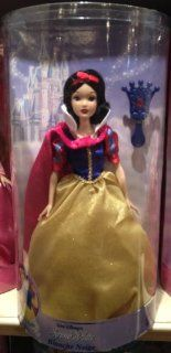 "Disney Parks Snow White 12"" Barbie Doll  Disney Parks Exclusive & Limited Availability"