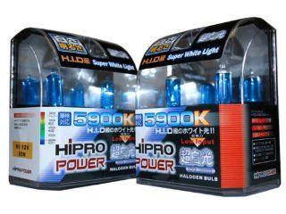 Hipro Power 2007 2011 Nissan Altima (Non Hybrid) Xenon HID Headlight Bulb   Low & High Beam Automotive