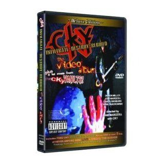 CKY   Infiltrate   Destroy   Rebuild   The Video Album   Deluxe 2 dvd Edition   Bam Margera: Bam Margera, Deron Miller, Chad I Ginsberg, Vern Zaborowski, Jess Margera, Raab Himself, Brandon Dicamillo, Rake Yohn, Ryan Dunn, The CKY Alliance: Movies & TV