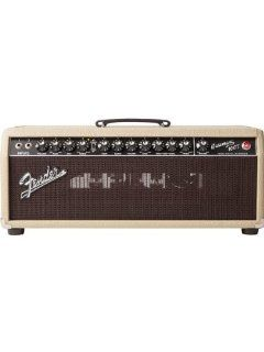 Fender Bassman 100T 100 Watt Bass Guitar Amplifier Head   Blonde/Oxblood Musical Instruments
