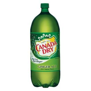 Canada Dry Ginger Ale 2 l