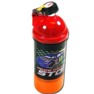 Zak Cars Chill Pack Snack & Sip Water Bottle : Sports Water Bottles : Sports & Outdoors