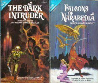 The Dark Intruder / Falcons of Narabedla (Ace Double, 22576) Marion Zimmer Bradley 9780441225767 Books