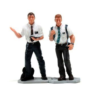 "LDS Plastic Missionaries Figurine   3"" Tall   LDS Kids, LDS Children, LDS Christmas Gift, LDS Restoration: Toys & Games"