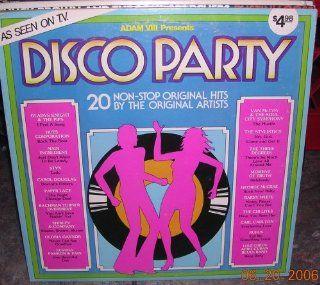 Adam VIII Ltd. Presents Disco Party Music