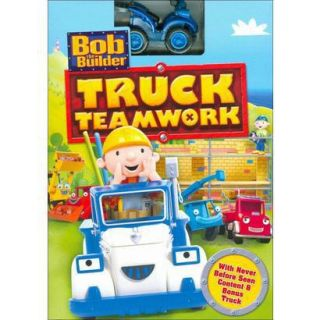 Bob the Builder: Truck Teamwork (With Toy Truck)