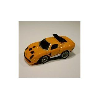 MicroSizers Lamborghini Miura Jota Pullback: Spielzeug