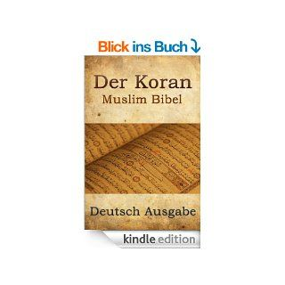 Der Koran (Deutsch �bersetzung) eBook: Simon  Abram: Kindle Shop