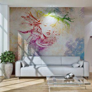 Vlies Tapete  Top  Fototapete  Wandbilder XXL  350x270 cm   Abstrakt  10040901 59 Küche & Haushalt