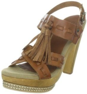 Pepe Jeans London YOL 251 C, Damen Fashion Sandalen Schuhe & Handtaschen