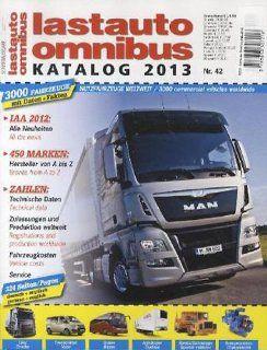 Lastauto Omnibus Katalog 2013 Bücher