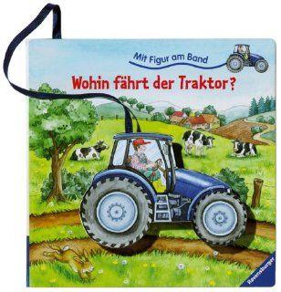 Wohin f�hrt der Traktor? Barbara Mo�mann, Marion Kreimeyer Visse Bücher