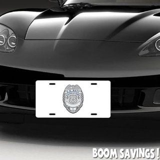 US Navy Master at Arms Badge License Plate Automotive
