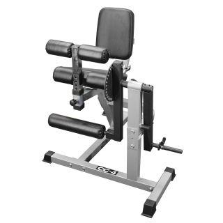 Cc 4 Valor Fitness Leg Curl/ Extension Machine