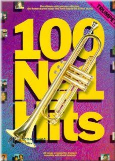 100 Number One Hits for Trumpet   Trompete Noten Musiknoten: Bücher